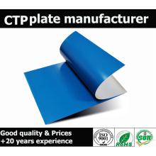 Hochempfindliche lange Lauflänge Thermische CTP-Platten