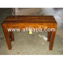 Table console de Sheesham