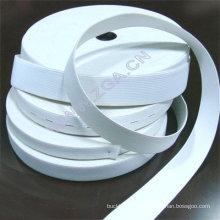 Gestricktes elastisches Band, elastisches Gurtband für Kleidungsstück