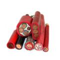 Mehradriges flaches Batteriekabel mit Silikonmantel