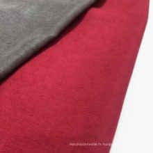 97% Polyester 3% Tissu en velours en nylon Tissu en polycarbonate en flanelle
