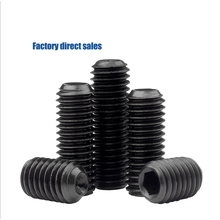 Free Samples  set screw with cup point din916