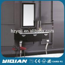 Hangzhou Factory Boite de miroir en acier à bas prix pour salle de bain Salon de lavabo en cuvette en acier inoxydable de haute qualité