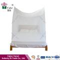 Des moustiquaires traitées à l'insecticide à long terme contre le paludisme