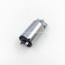 Petit moteur de vibrateur dc brossé mini moteur 12MM
