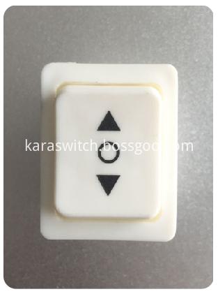 rocker switch KR2-12