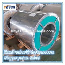 Zinkbeschichtung 30g ~ 275g Vorgemalte verzinkte Stahlspule PPGI Spule