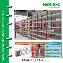 Low price customized warehousing rack