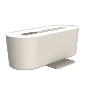 Cable Storage Box Plastic Grey
