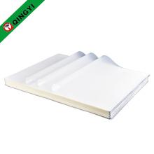 2185 casca fria e filme de liberação do molde mate para transferência de calor adesivo