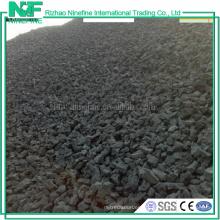 Le coke métallurgique de teneur en carbone de 85% / a rencontré des amendes de coke / noix de coke de noix