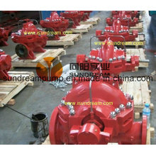Sh Double Suction High Flow Rate Centrifugal Industrial Electric Water Pump