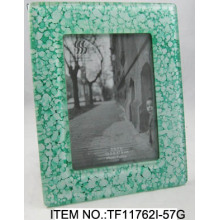 High Quality Fused Glass Photo Frame