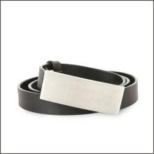 Мужская нержавеющая сталь, охлаждающий пояс, черный на ваших аксессуарах для одежды