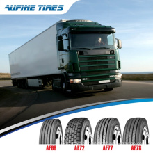 Truck Tire with DOT Certification (11R22.5, 11R24.5, 255/70R22.5, 285/75R24.5, 295/75R22.5)