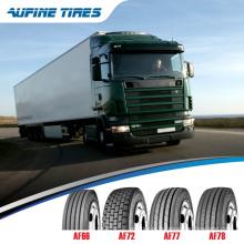 Pneu de caminhão com certificação DOT (11R 22.5 11R24.5, 255/70R22.5, 285/75R24.5, 295/75R22.5)
