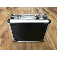 Aluminum Alloy Case with Cut-out Foam