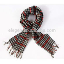 Hombres de alta calidad de la moda de lana toda la bufanda de marzo