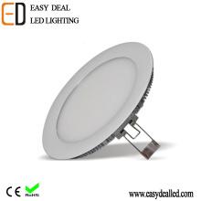 Nouvelle plaque de LED haute puissance, lampe de plafond plafonnière à LED 10W 180mm 3014 SMD