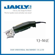 Machine de découpe ronde YJ-50 ADAPTABLE AU TISSU DE COUPE