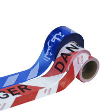 Customized Printed Barrier Caution Warning Tape