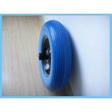 """Rubber Wheel (10""""x3.50-4)"""