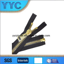20# Metal Zipper Open End Zipper for Luggage