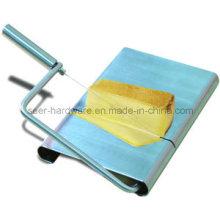 Tablero de corte del queso del acero inoxidable (SE1603)