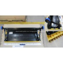 Paso de acero inoxidable 1000 mm para escaleras mecánicas KONE KM5270673G13