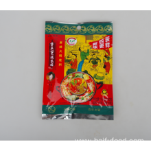 Top for China Spicy Hot Pot Seasoning,Secret Refining Hot Pot Seasoning,Chongqing Spicy Hot Pot  Seasoning Supplier Spicy Hot Pot Base 150g export to Dominican Republic Manufacturers