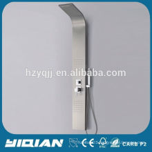 High quality 304 stainless steel massage shower panel