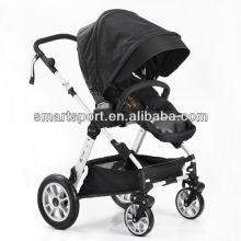 Neugeborener Kinderwagen mit EN1888