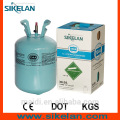 R134a gas cilindro aire acondicionado
