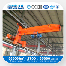 Hot Selling 0.25~0.5ton Wall Traveling Jib Crane