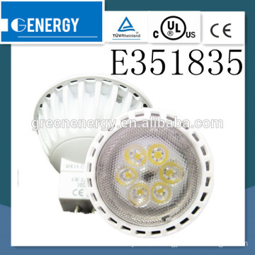 led spot lighting aluminum led SMD dimmable 5w led mr16 gu5.3 led distributor wanted