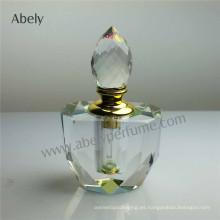 Botellas de aceite de perfume diseñador para el aceite de fragancia