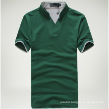 2014 Fashion Style Polo Shirt for Men 100 Polyester Plain Polo Shirts