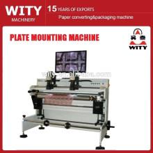Flexo placa mounter máquina