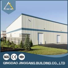 Edifício de armazém pré-fabricado tipo H