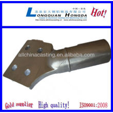 Custom cast spares,farm machinery part casting