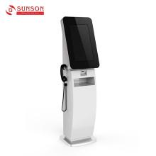 Selbstbedienungs-A4-Dokumentenscanner-Kiosk mit Barcode-Scanner