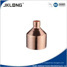 Hochwertige Kupferrohrverschraubung reduzierende Kupplung