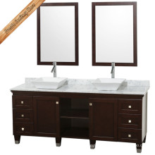 Fed-1550 Transitional Top Quality Bathroom Vanity Bath Cabinet