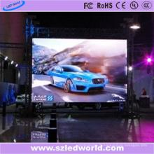 Mur visuel P6 d'intérieur de fond d'étape d'écran d'affichage à LED