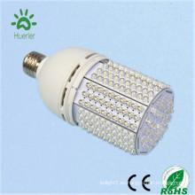 360 grados con un ventilador de enfriamiento interno 2000 lúmenes 100-240v 12v 24v dc 18w 20w 12 voltios llevó la luz de la mazorca de maíz