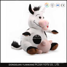 Custom Toy Animal Milka Cow Plush Toys