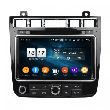 Dvd In-dash per Android 9.0 per TOUAREG 2015 2016