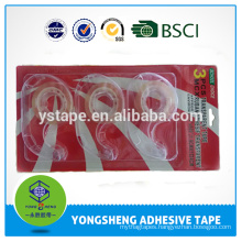 Stationery tape with blister card packing