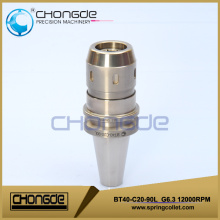 BT40-C20-90L  Collet Chuck CNC Machine Tool Holder