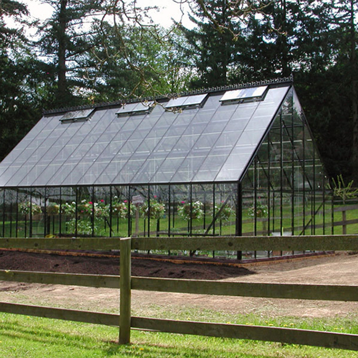 Venlo Glass Greenhouse للخضروات أو الزهور